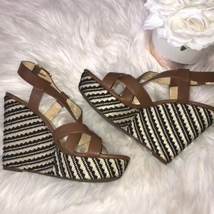 NWOT Jessica Simpson Wedges